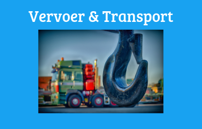 vervoer en transport